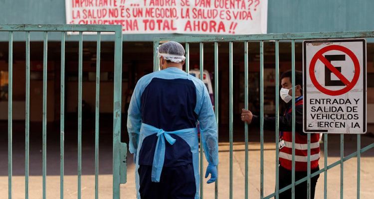 Trabajadores del Hospital San José acusan falta de infraestructura y personal médico