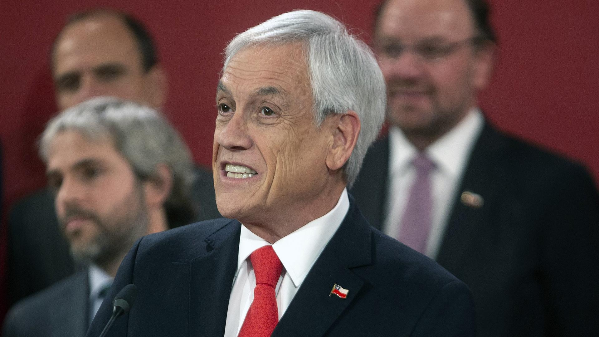 El vice del Senado le pide a Piñera que deje de hostigar al Congreso