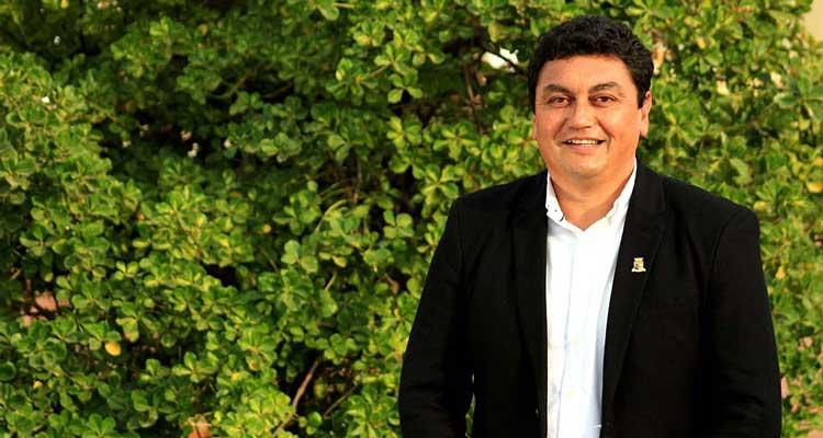 Confirman fallecimiento de alcalde de Tiltil Nelson Orellana por coronavirus