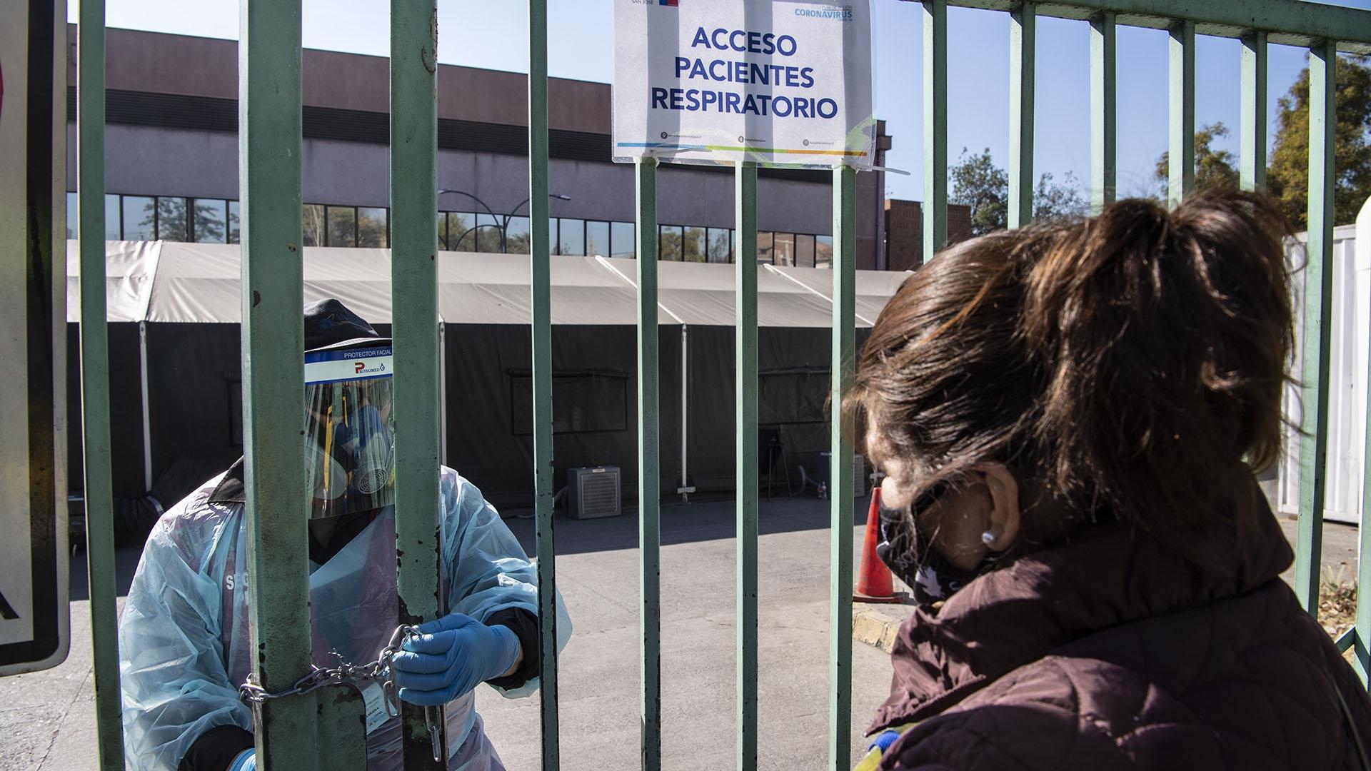 Chile supera los 260 mil contagiados totales por Covid-19 y casos activos bordean los 35 mil