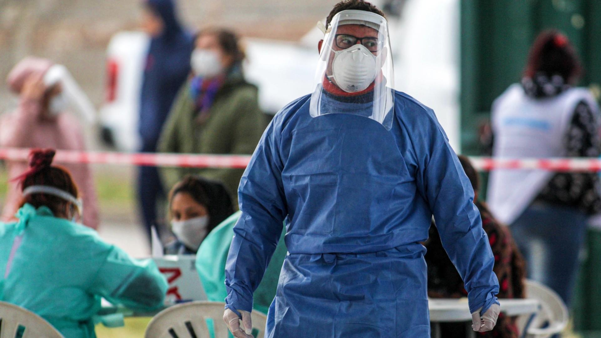 Preocupa aumento de contagios y muertes de niños por coronavirus en Chile