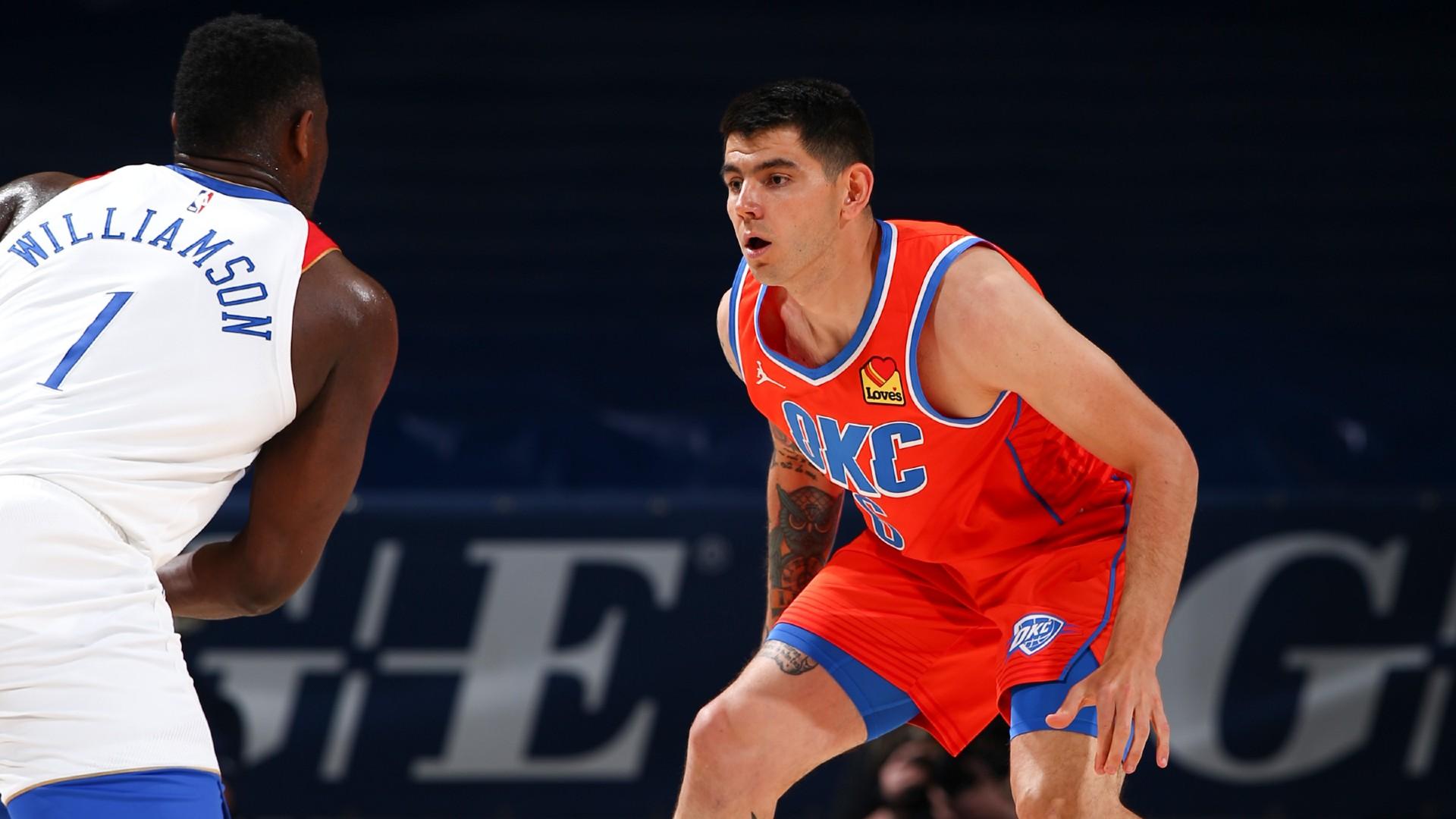 Un sueño cumplido para el básquet argentino: Gabriel Deck debutó en la NBA