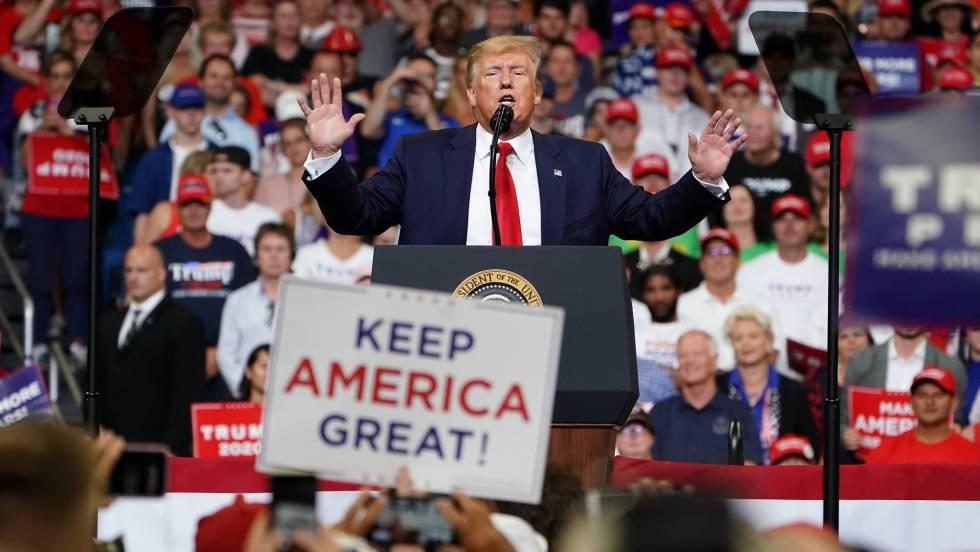 ¿Por qué puede ganar Trump?