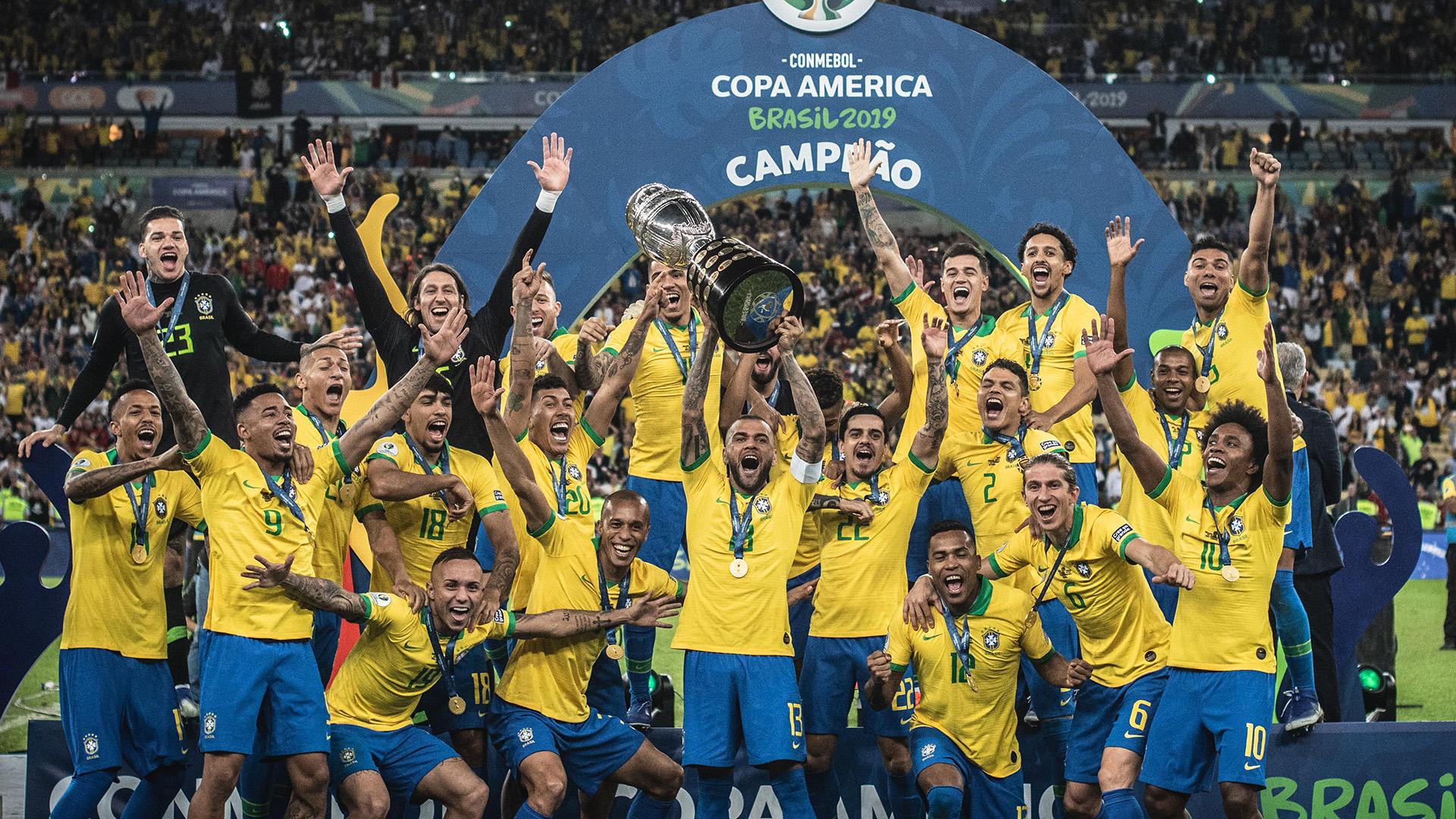 Brasil será la nueva sede de la Copa América