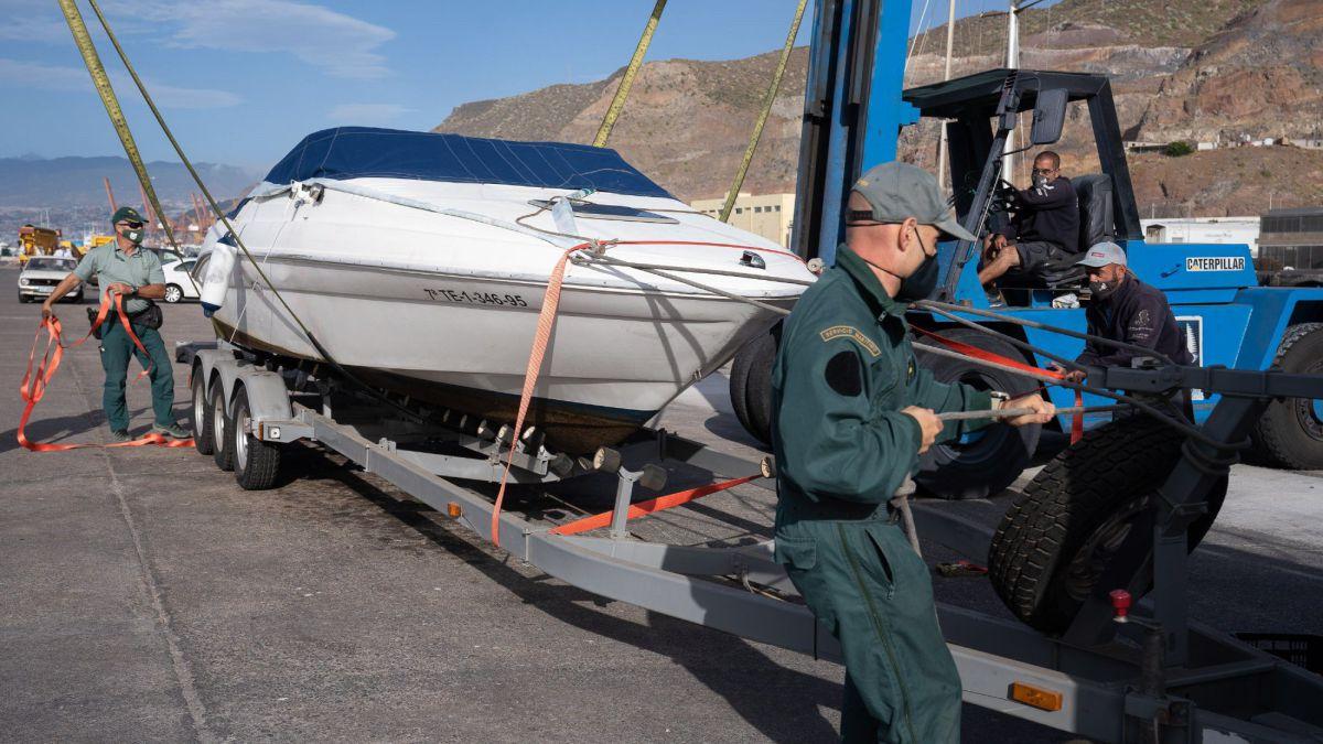 Horror en Tenerife: creen que Tomás Gimeno arrojó a sus dos hijas al mar en bolsas atadas al ancla de su lancha