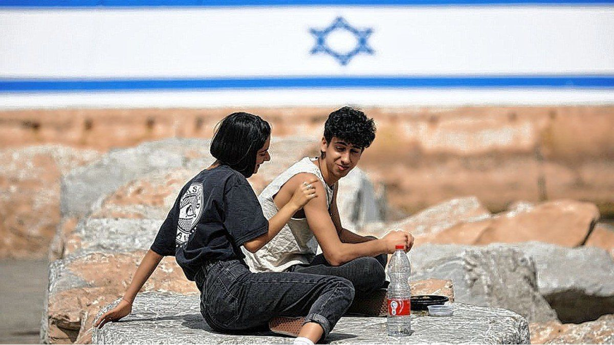 Israel: el uso de mascarillas no será más obligatorio en los lugares cerrados