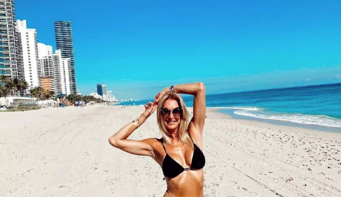 """Yanina Latorre volvió al país después de su estadía en Miami: """"Soy libre… ah no, cuarentena en casa"""""""