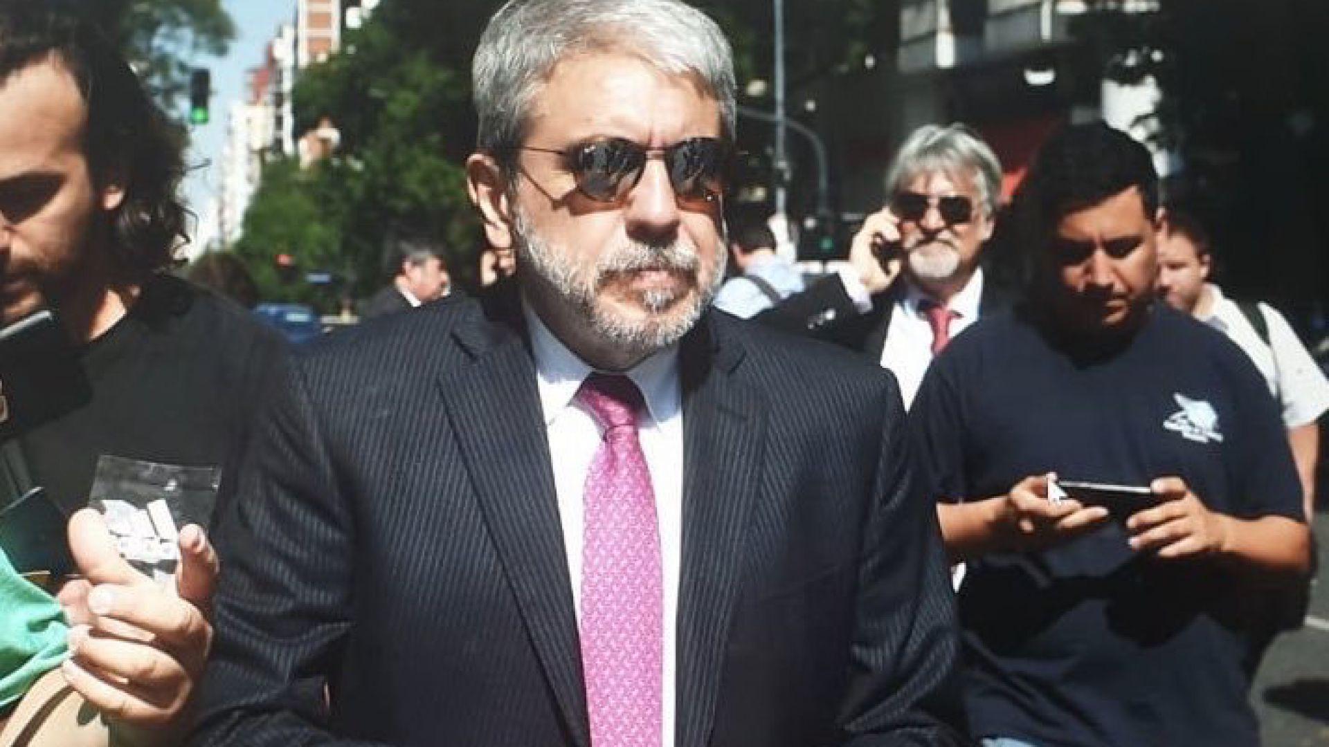Aníbal Fernández se reunión con su par en la Ciudad, Marcelo Dalessandro