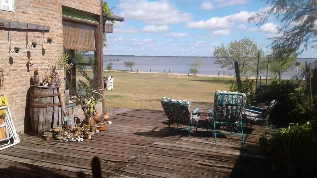 Hospedajes y Hoteles en Nueva Palmira Uruguay