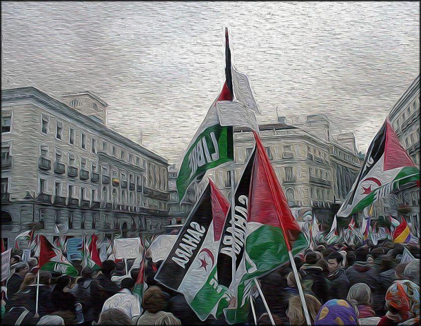 Madrid_Sahara_libre_-_2010