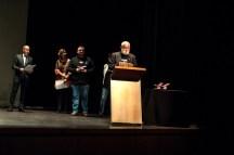 Los voluntarios del Festival entregaron el Premio del Público