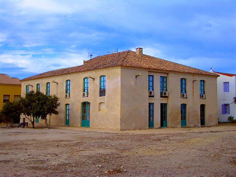 Casa del gobernador nueva tabarca - Casa en tabarca ...