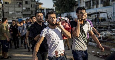 """Gaza: """"Sufrimiento y dolor acumulado"""""""