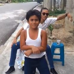 ramon2 Dominicanos y el baile del caballo [videos]