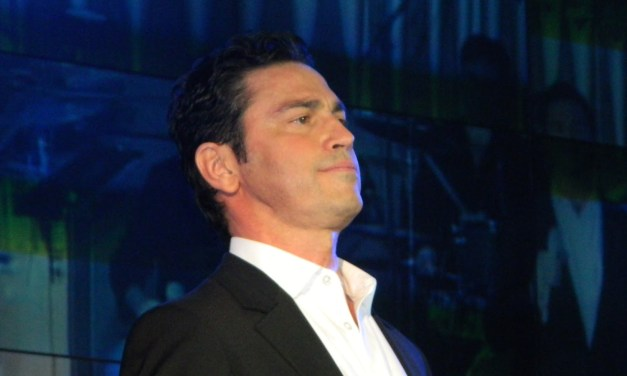 Mario Frangoulis in Voices of Greece