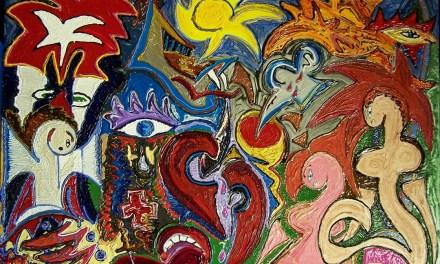 Jose Acosta, pintor de esperanzas
