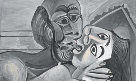 Ultimos días de Picasso en Blanco y Negro