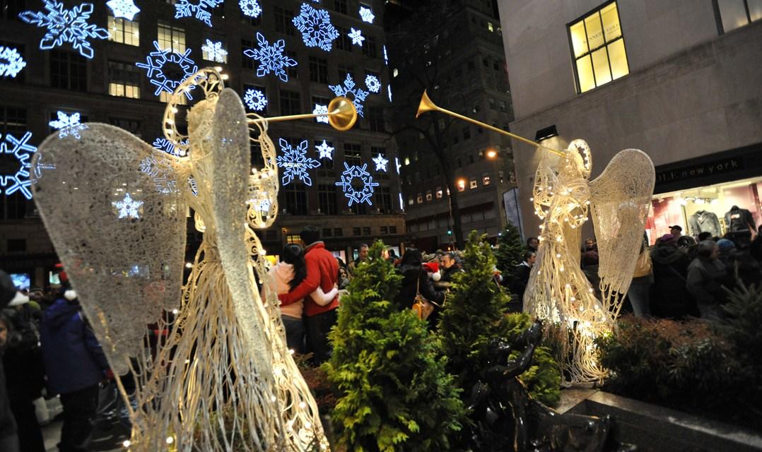 Nueva York festivo recibe el 2013