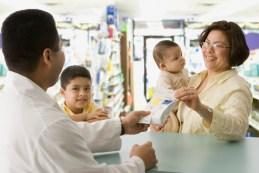 Medicinas para la familia
