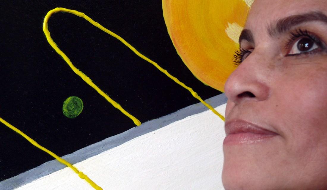 Irene Núnes impulsa su arte brasileño