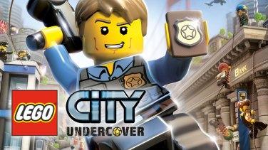 LEGO City nuevo juego para WII