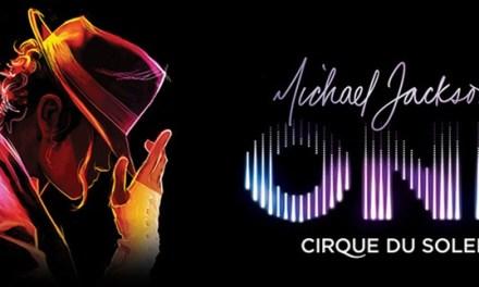 Michael Jackson ONE en Cirque du Soleil