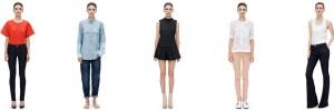 La nueva página web de comercio electrónico de la modelo y diseñadora Victoria Beckham