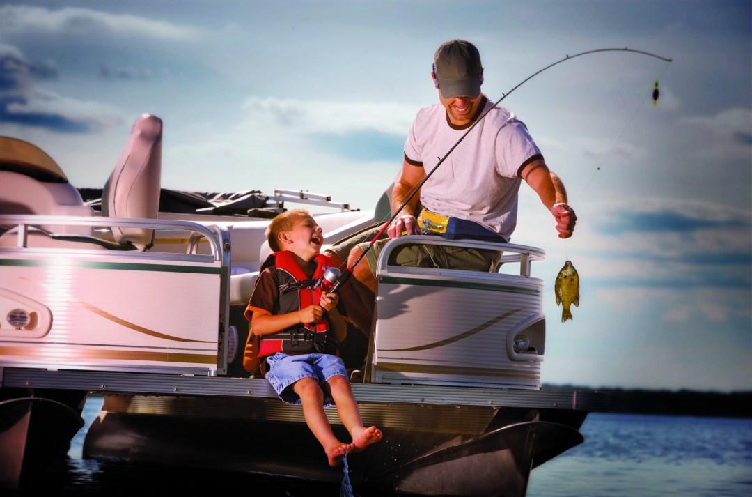 Compañero de pesca favorito
