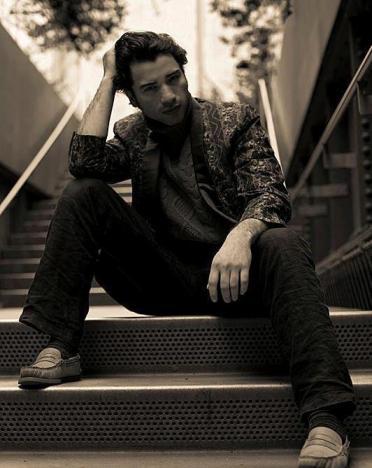 Fabian Zarta. Photo by Hector Carbuccia
