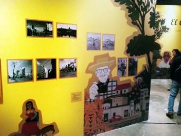 Nereo López Meza mural - Foto de Cristian Vallejo