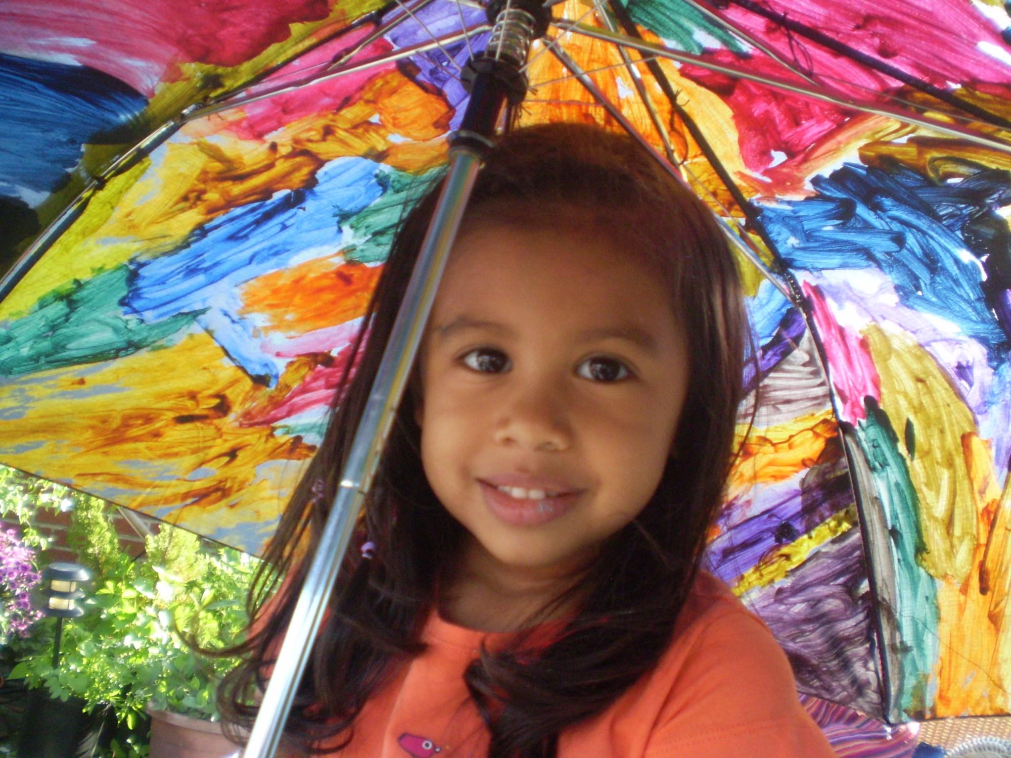 Creatividad en Umbrella House (Foto Manuel Humberto Arévalo Burgos)