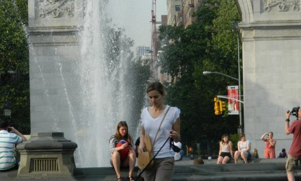 De paseo por Washington Square Park