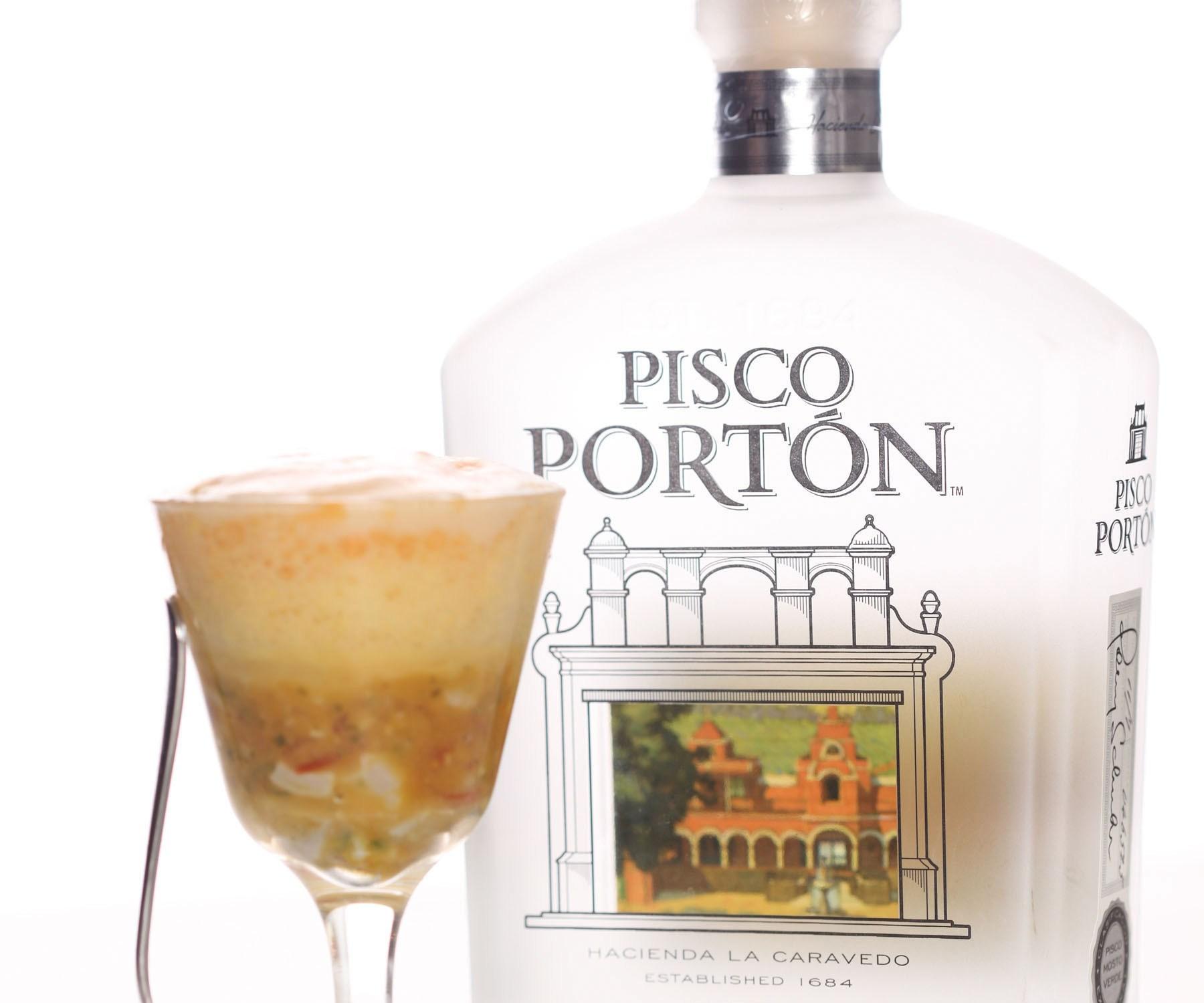 Porton Tigre Cocktail, Handcrafted Perfection You Can Taste. (PRNewsFoto/Porton)