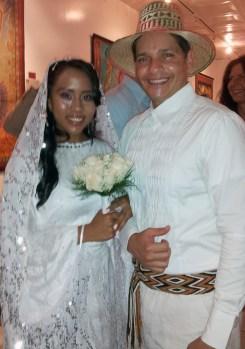 Manta boda