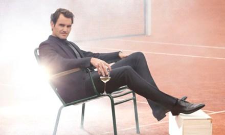 Roger Federer homenaje al éxito