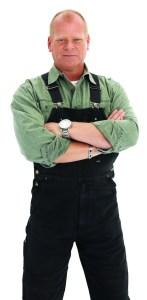 Mike Holmes, reconocido contratista de HGTV