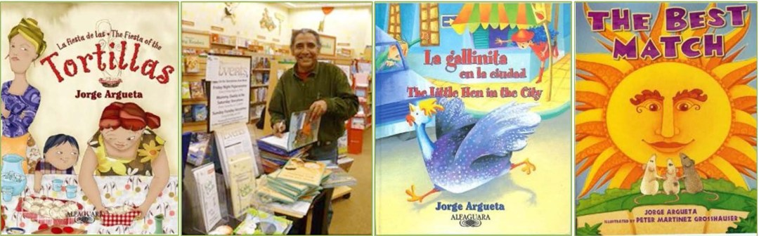 Libros del escritor centroamericano Jorge Argueta