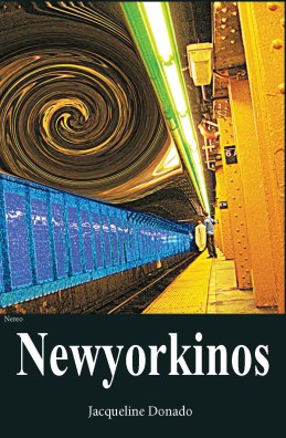 Libro Newyorkinos, imagén de portada de Nereo