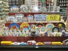 souvenirs de Nueva York,
