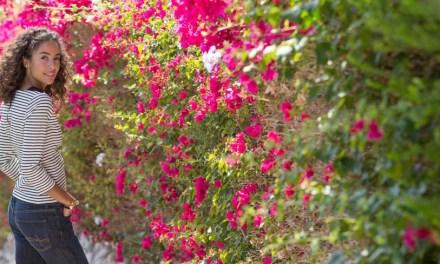 Moda informal, fresca y primaveral