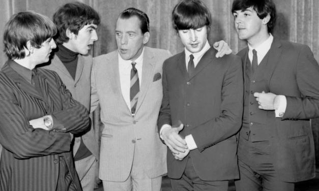 Llegaron los Beatles. . .