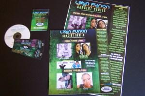 Latin Fusion Concert Series