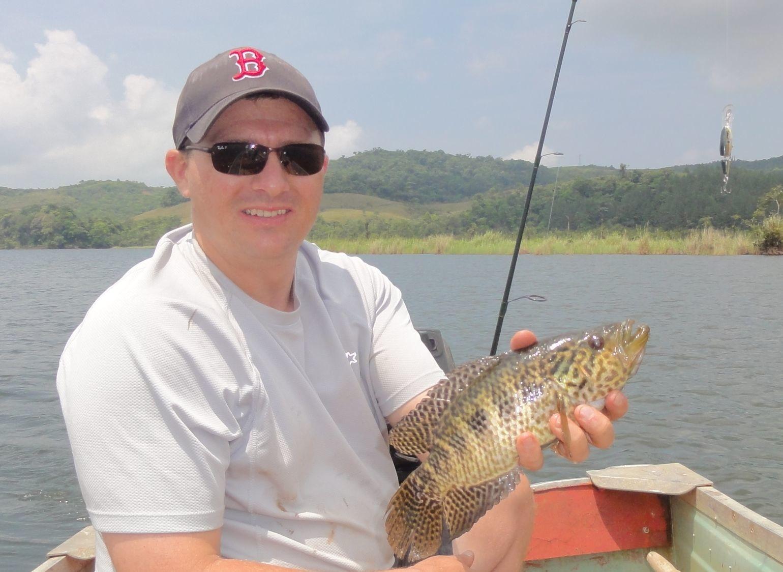 Lake Arenal Fishing