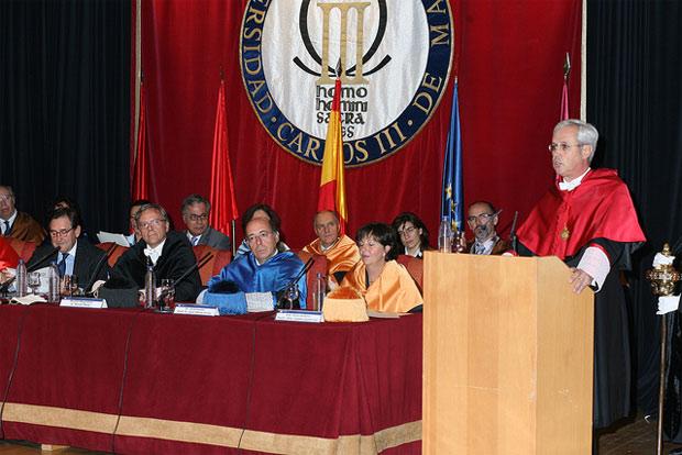 Lección Inaugural a cargo del Prof. D. Juan J. Zornoza Pérez, Catedrático de Derecho Financiero y Tributario