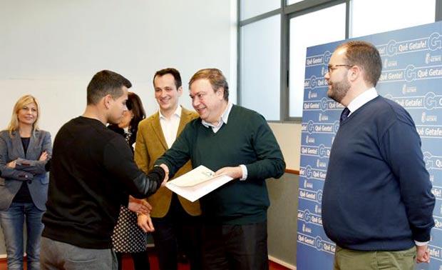 El ayuntamiento de getafe promueve la recualificaci n - Oficina de empleo valdemoro ...