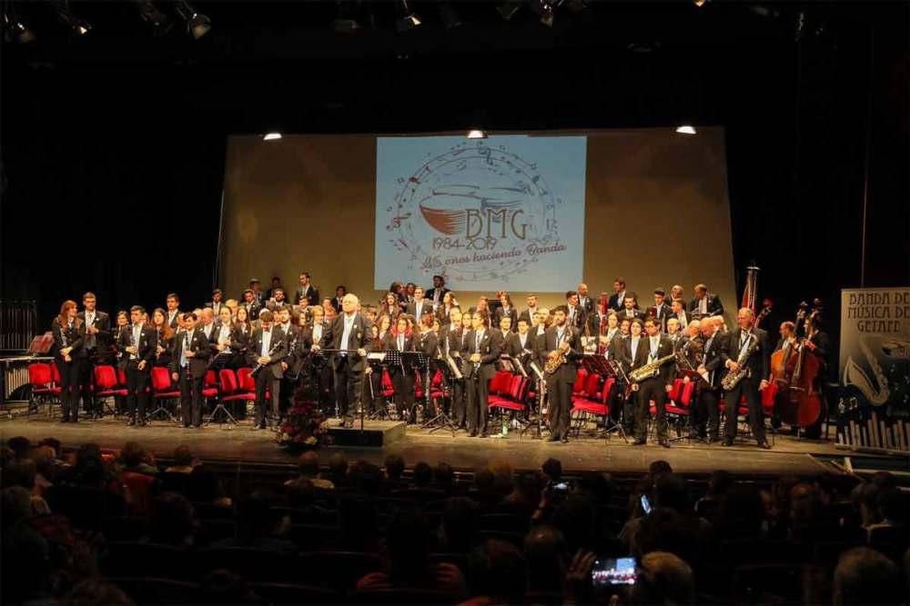 La Banda de Música de Getafe