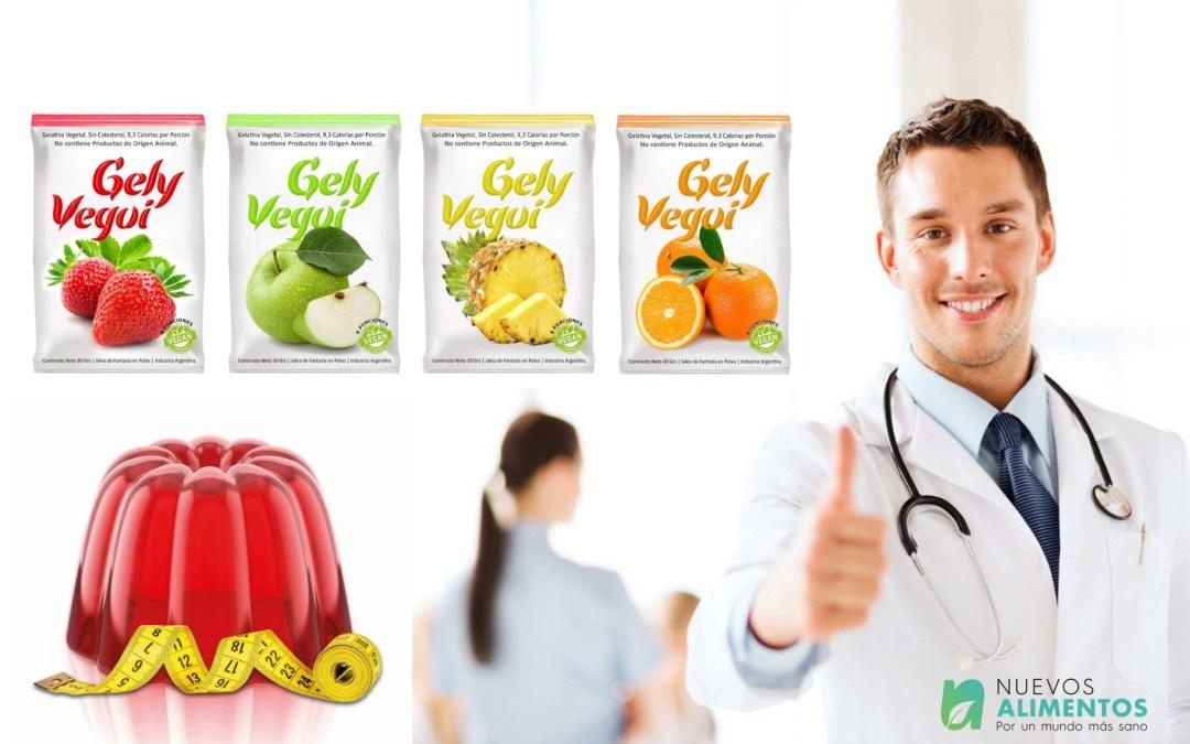 Los Beneficios de la Gelatina Vegetal