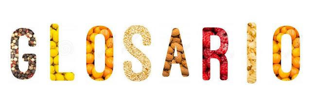 Glosario Nutritivo A-Z