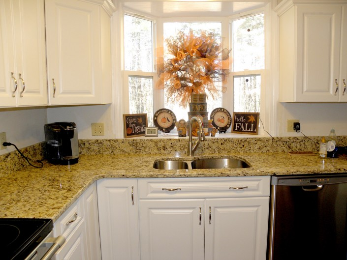 NuFace Kitchens  Shrewsbury MA  Cabinets  Countertops