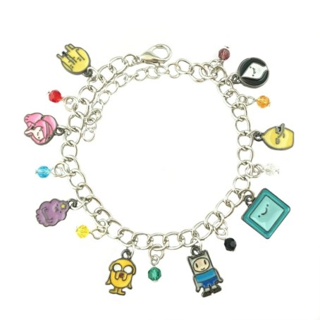 Adventure Time Charm Bracelet